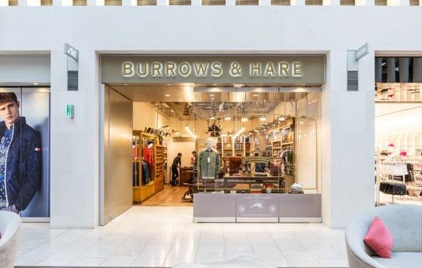 Burrows & Hare