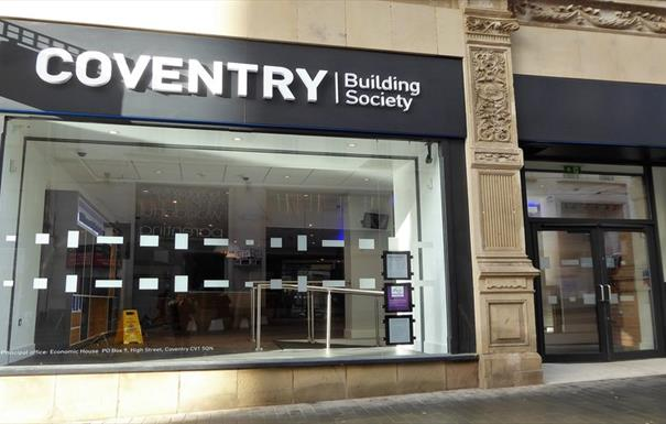 Coventry Building Society - Corporation St