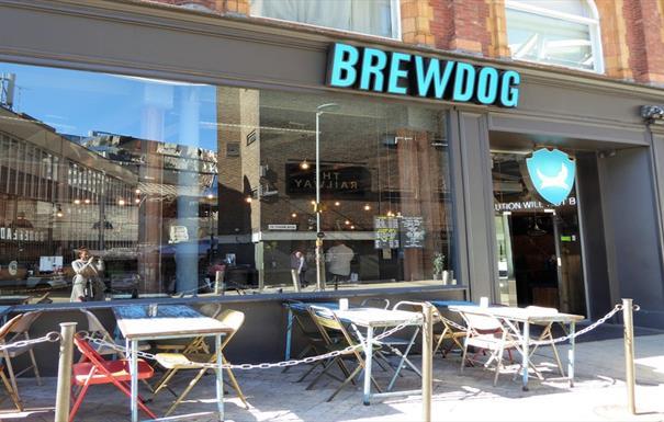 BrewDog Birmingham