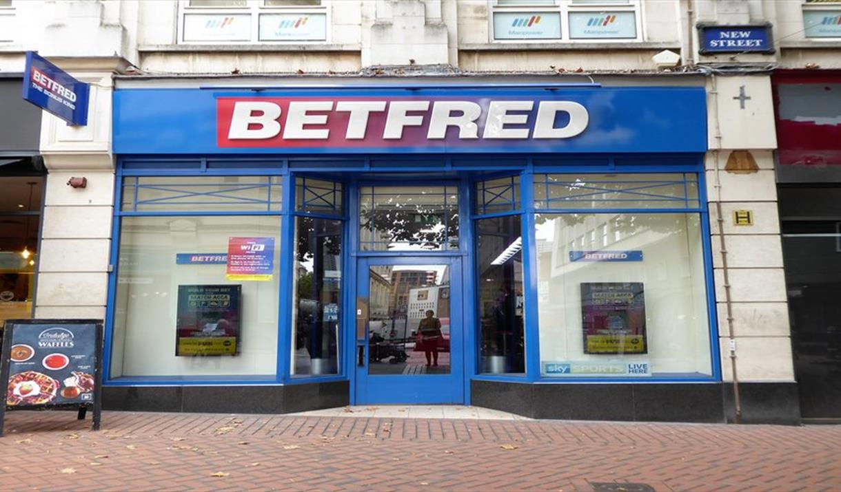 Betfred - New Street