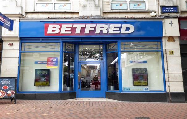 Betfred - New Street