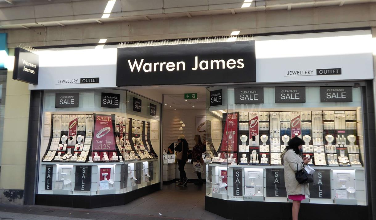 Warren James - Union Street