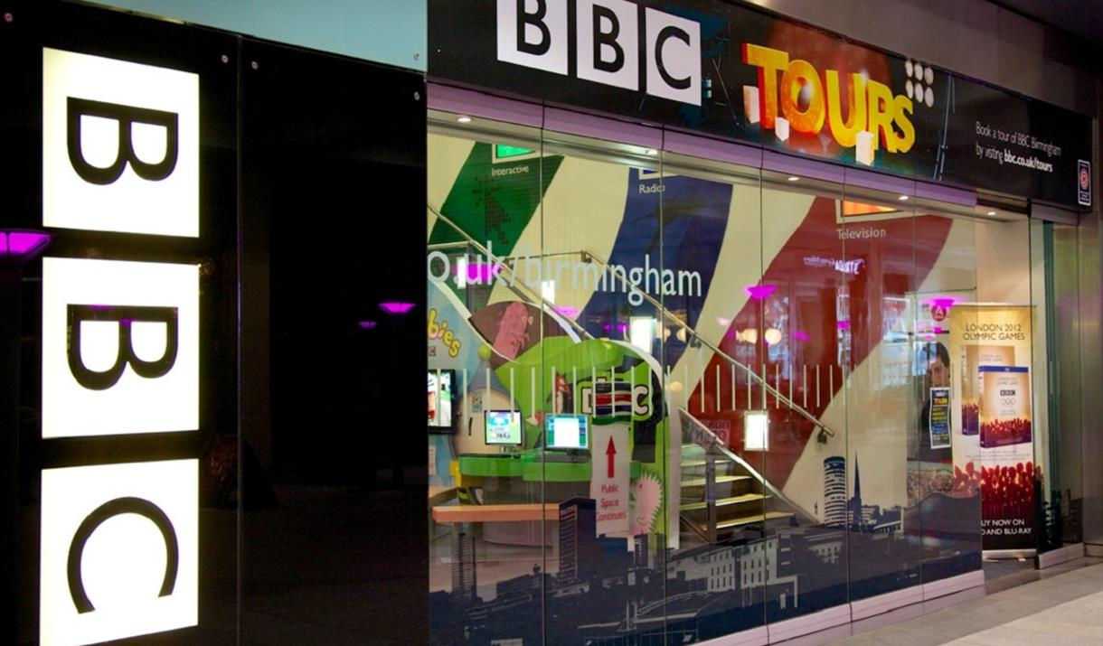 BBC Shop and Visitor Centre
