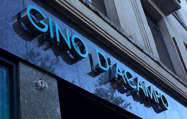 Gino D'Acampo My Restaurant, Birmingham