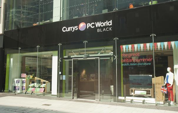 Currys/PC World Black