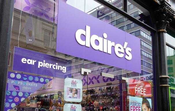 Claire's - New Street