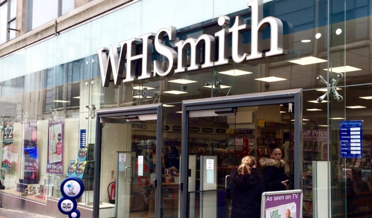 WH Smith - Union Street