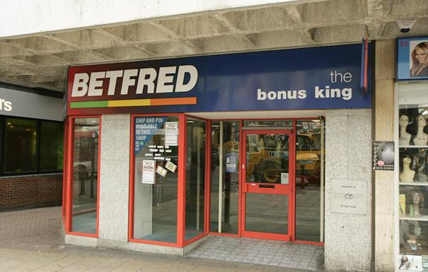 Betfred - High Street