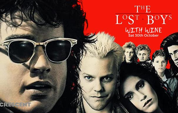 Halloween! Lost Boys with Wine