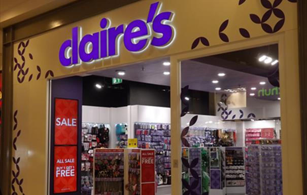 Claire's - Bullring
