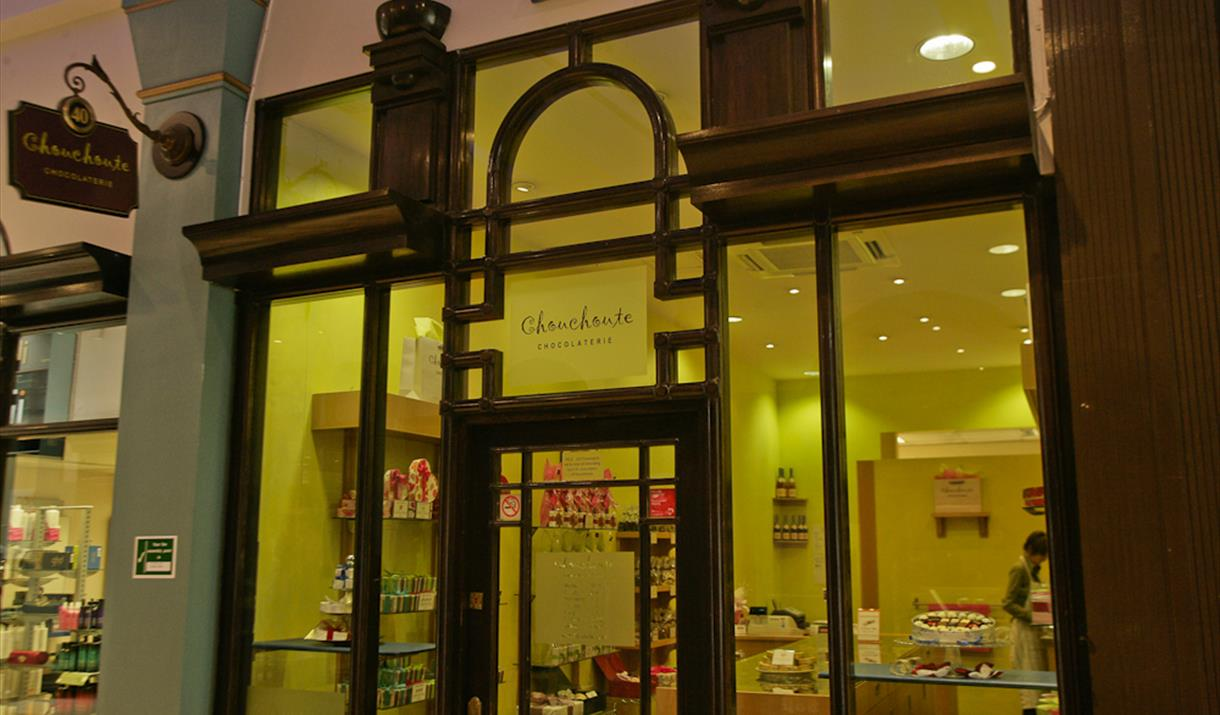 Chouchoute Chocolaterie