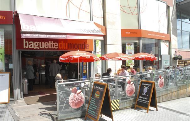 Baguette Du Monde