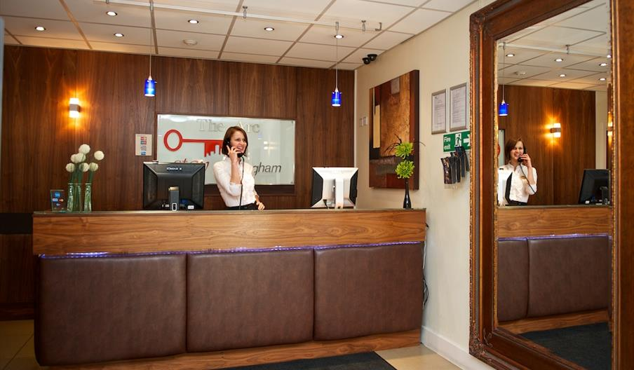 Arc Serviced Apartments by Stay Birmingham