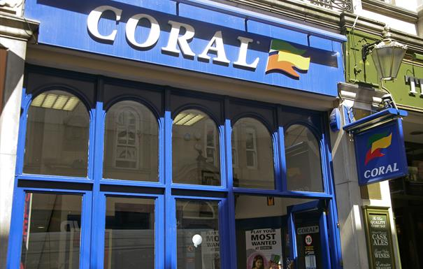 Coral - Cannon Street