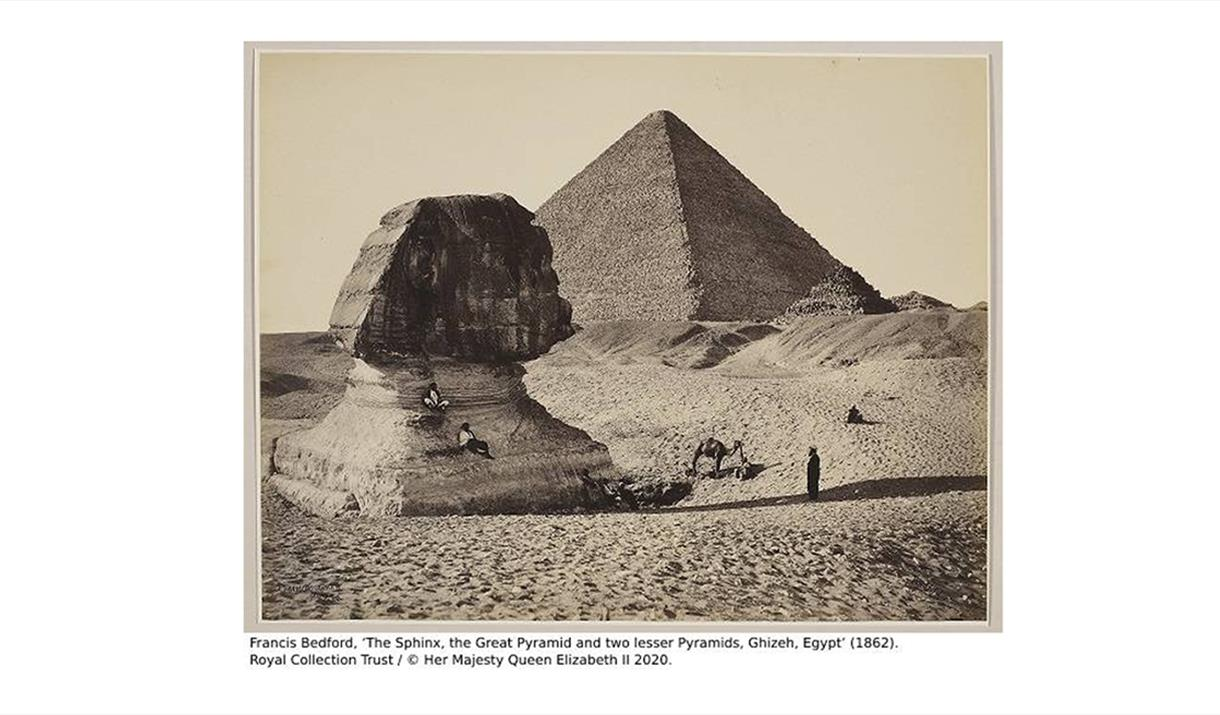 Sights of Wonder: Photographs from the 1862 Royal Tour