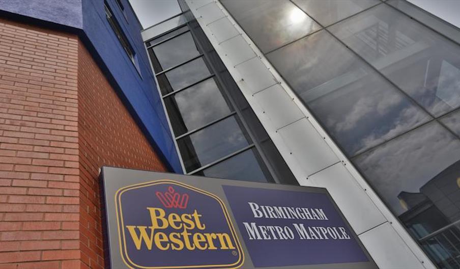 Best Western Birmingham Metro Maypole