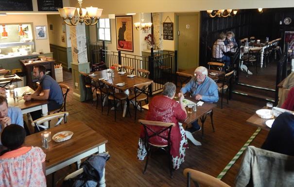 Bistro Jacques Restaurant Shrewsbury
