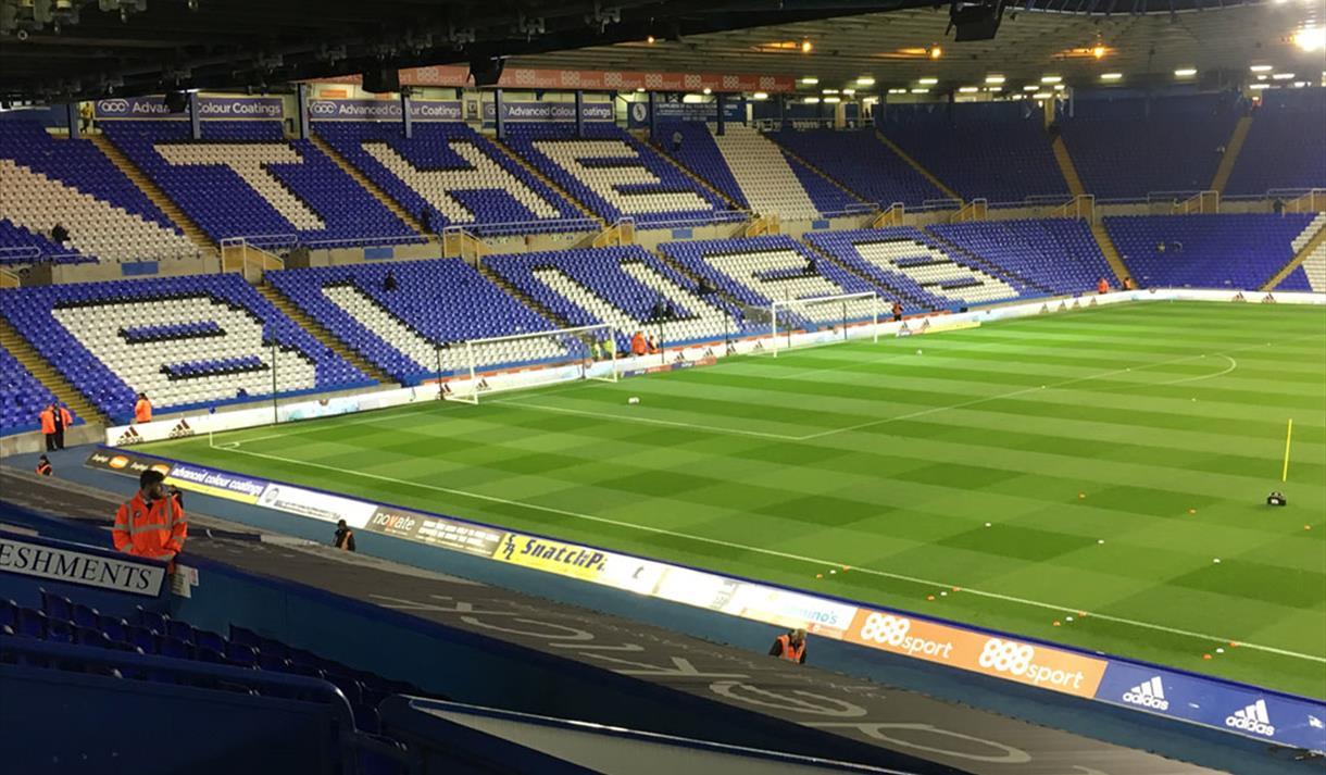 St Andrew's Stadium - Birmingham City Football Club