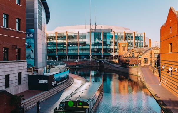 Canal walk - Birmingham & Fazeley