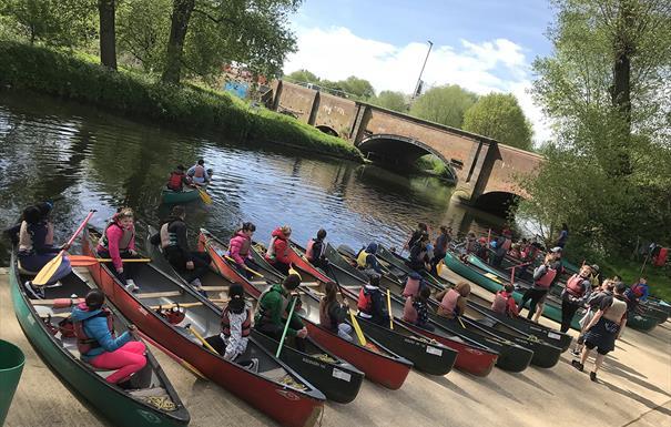 Leicester Outdoor Pursuit Centre