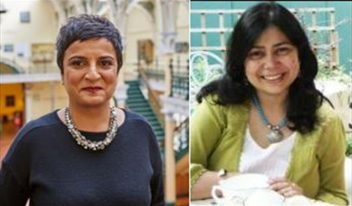 Online Lecture: In Conversation with Sara Wajid and Shrabani Basu