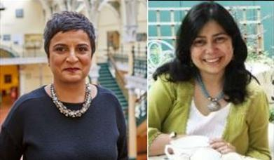 Online Lecture: In Conversation with Sara Wajid and Shrabani Basu