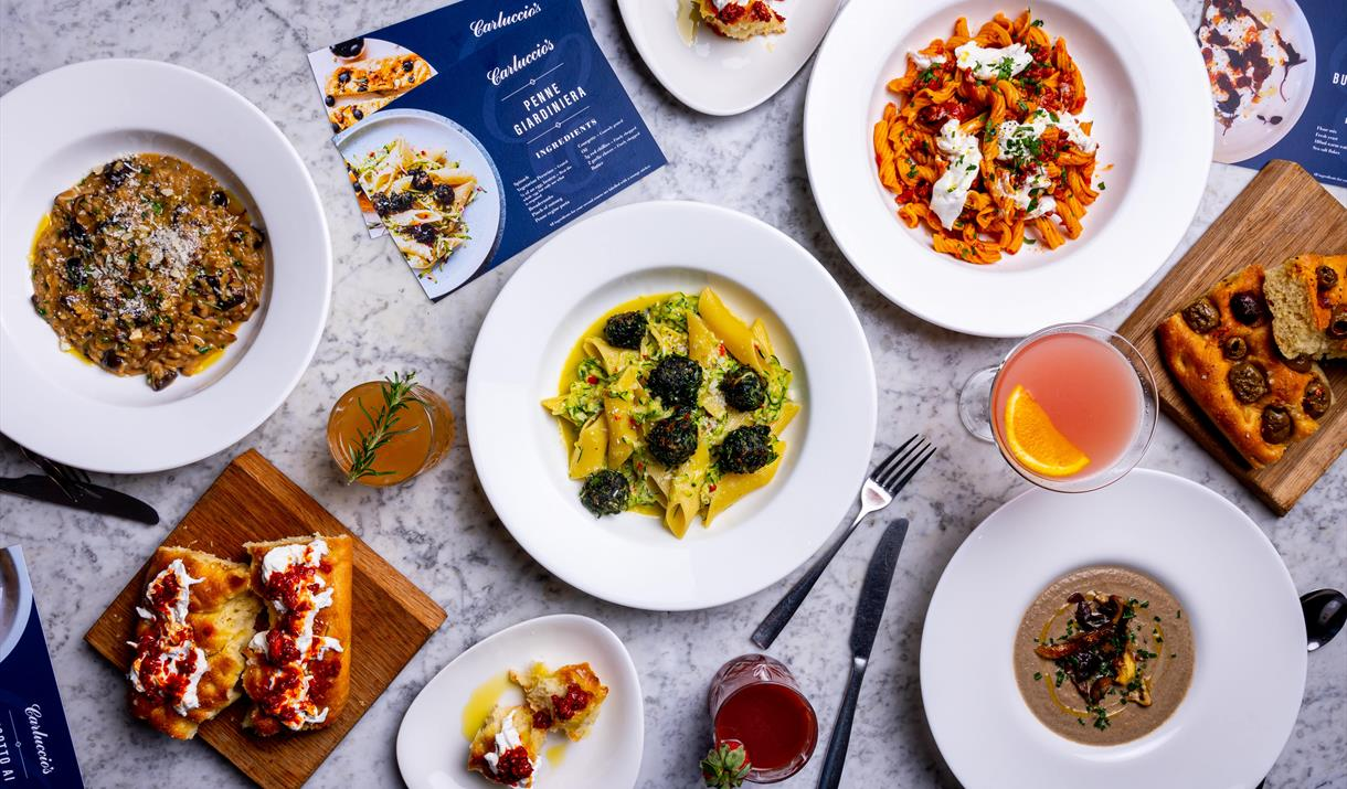 CARLUCCIO'S DINE AT HOME KITS