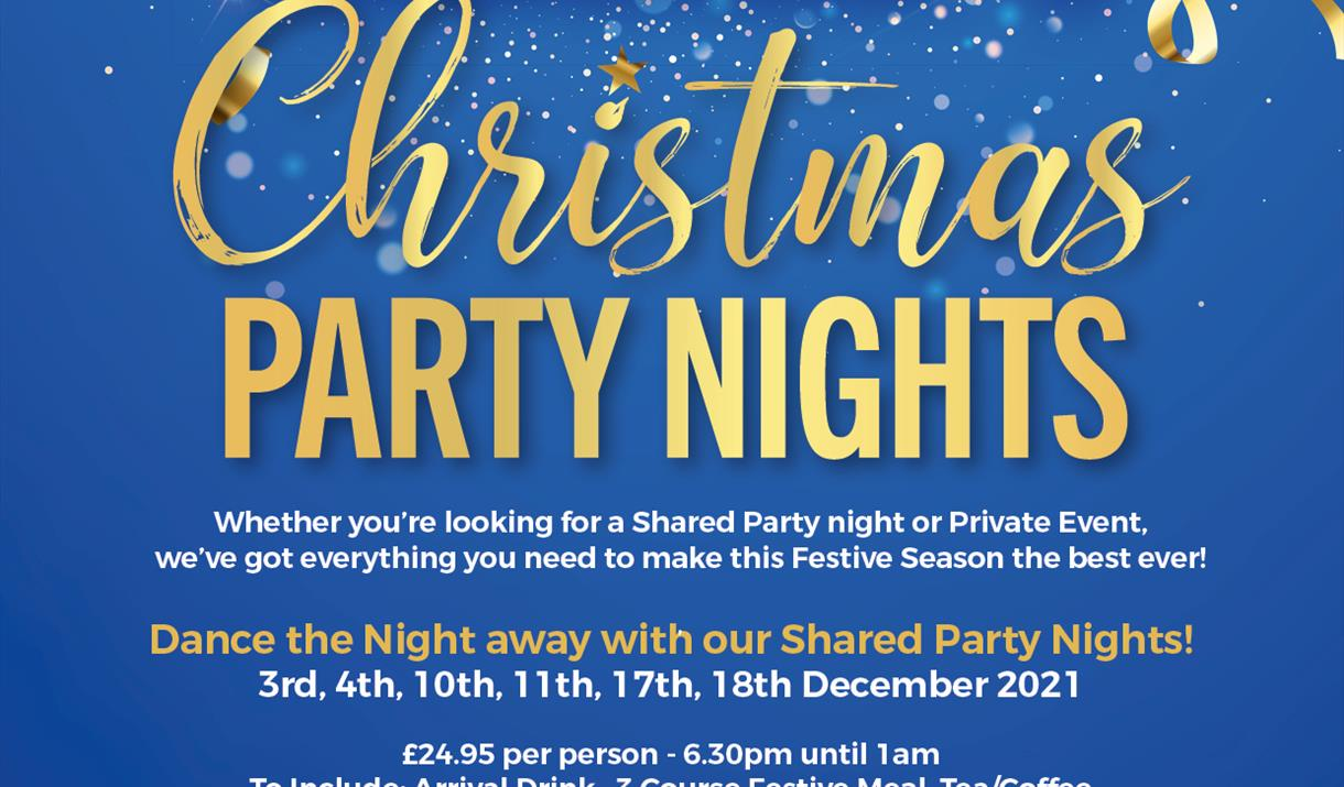 Avery Fields - Shared Christmas Parties