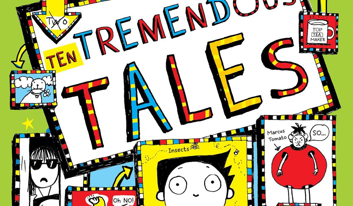 Liz Pichon - Ten Tremendous Tales