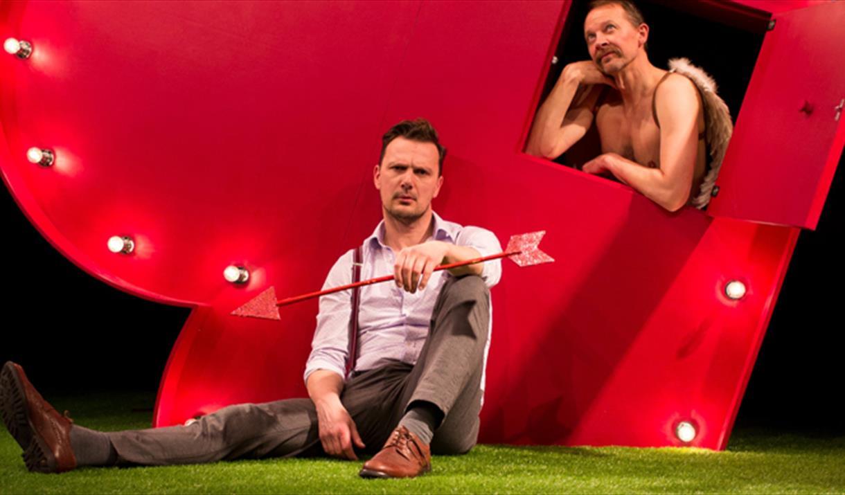 New Art Club: Cupid's Revenge