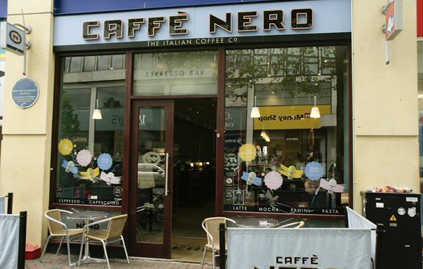 Caffe Nero - Corporation Street