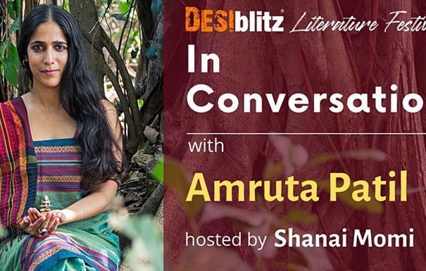 DESIblitz Literature Festival - In Conversation with Amruta Patil