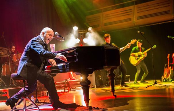 Elio Pace performs The Billy Joel Songbook