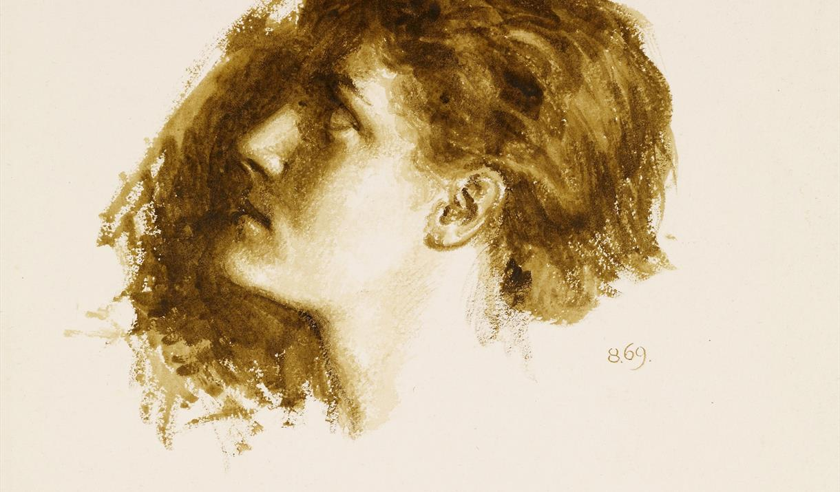 Online Lecture: Edward Robert Hughes and William Holman Hunt: 'Nearer to him than his right hand'
