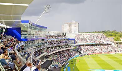 Edgbaston cricket Stadium