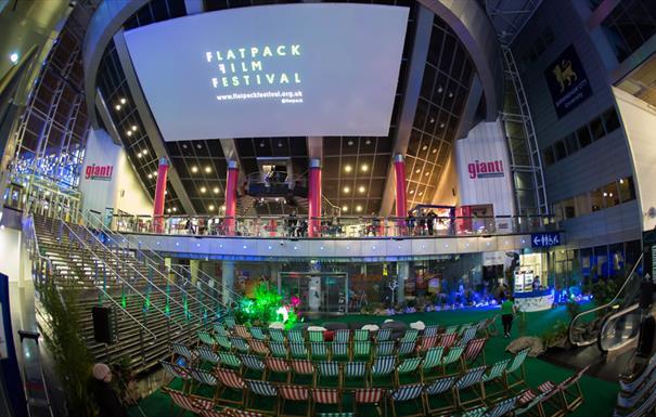 Flatpack Film Festival