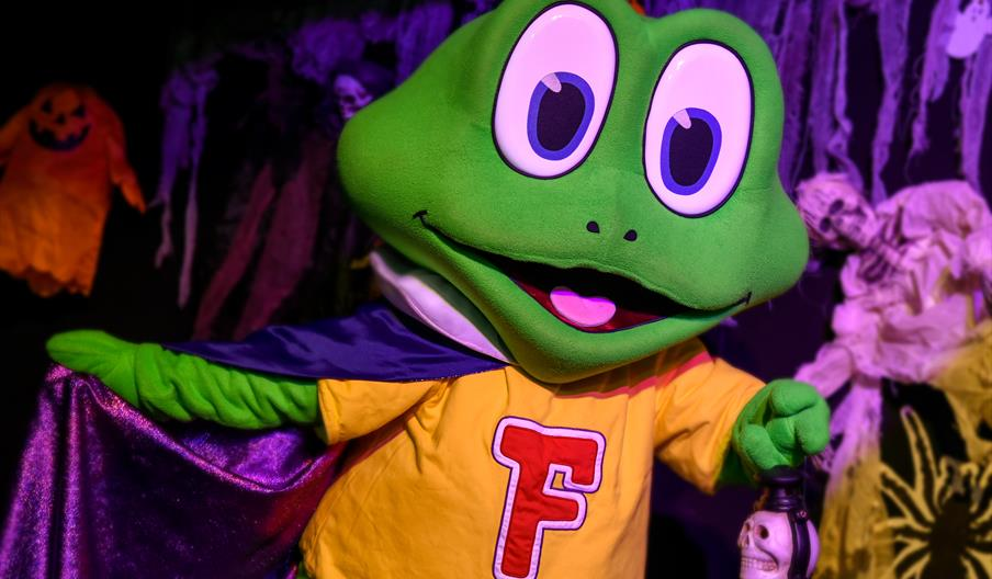 Enjoy a fang-tastic day out this Halloween at Cadbury World
