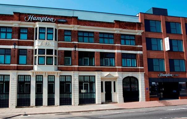 Hampton by Hilton Birmingham Jewellery Quarter