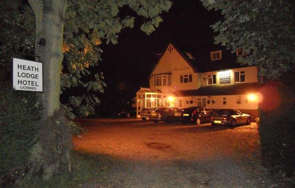 Heath Lodge Hotel