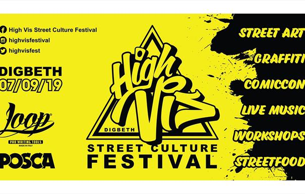 High Vis Street Culture Festival
