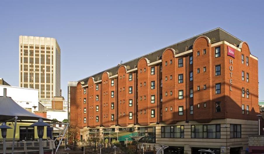 Ibis Birmingham Centre New St