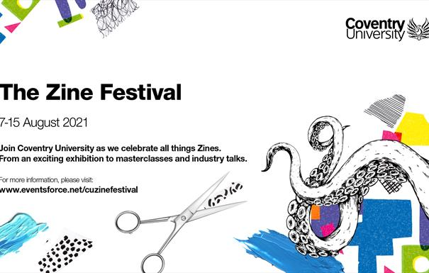The Coventry University Zine Festival