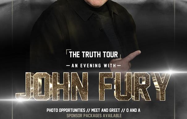 John Fury LIVE