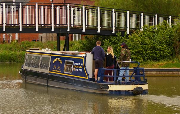 Harry & Sally Day Boat Hire Leicestershire