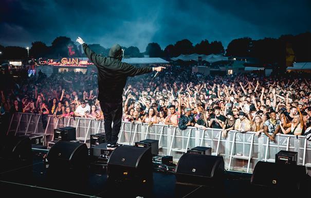 Made Festival Birmingham crowd