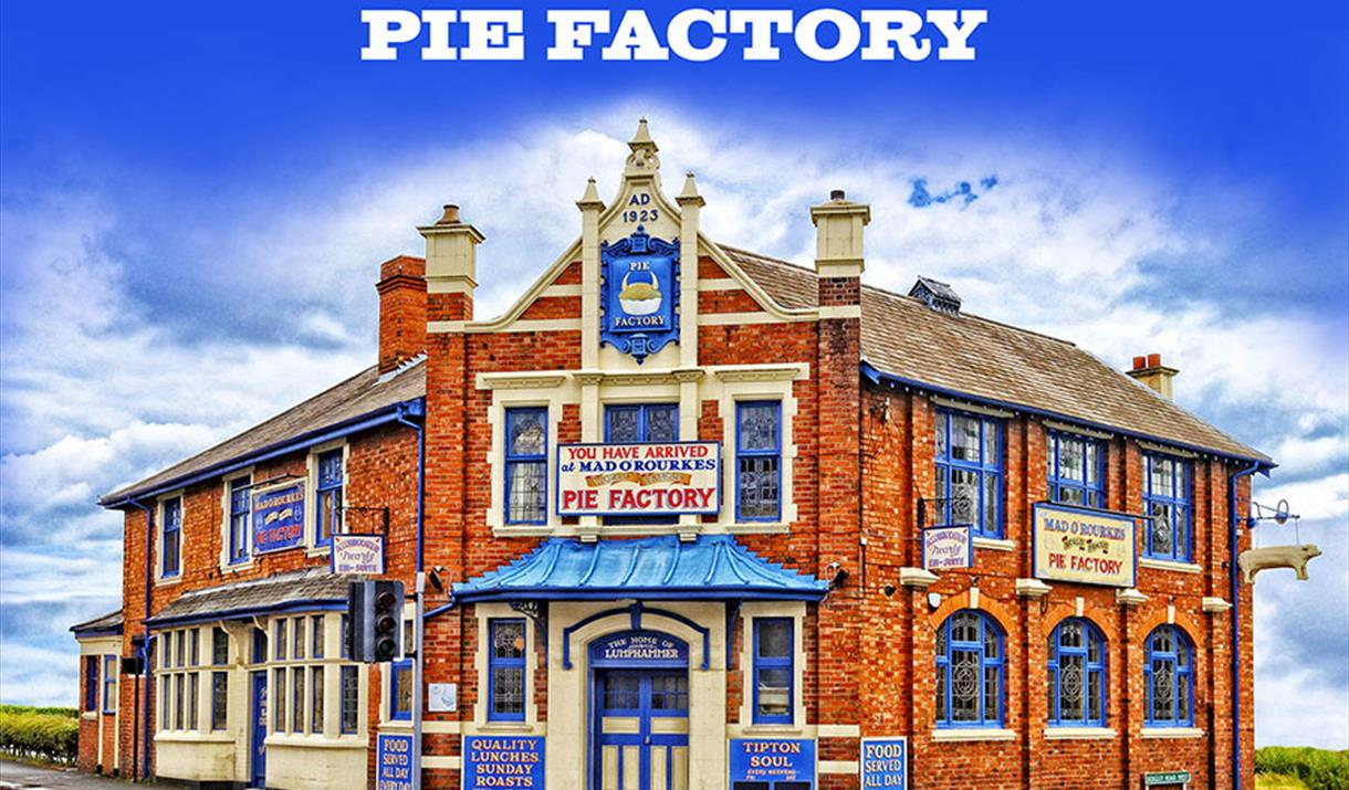 Mad O'Rourke's World Famous Pie Factory