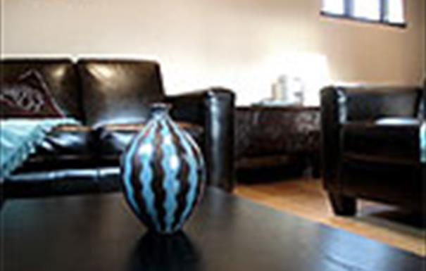 Manor House Rural Retreats living room