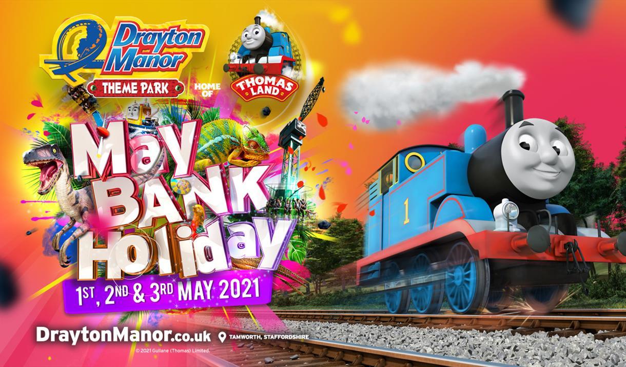 May Bank Holiday Drayton Manor Park