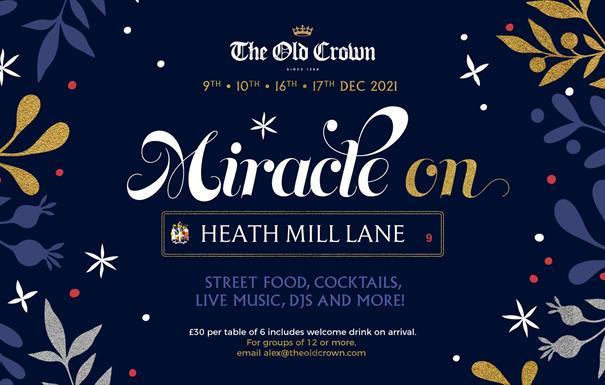 Miracle on Heath Mill Lane