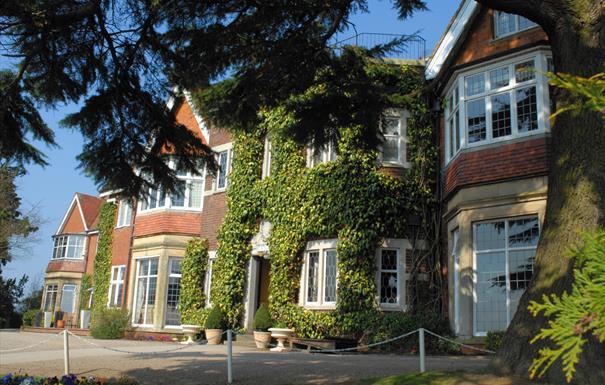 Nuthurst Grange - house